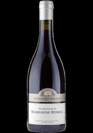 Domaine de l'Abbaye du Petit Quincy Bourgogne Epineuil Cuvée Juliette Rouge 2018