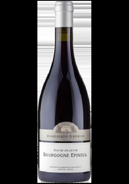 Domaine de l'Abbaye du Petit Quincy Bourgogne Epineuil Cuvée Juliette Rood 2018