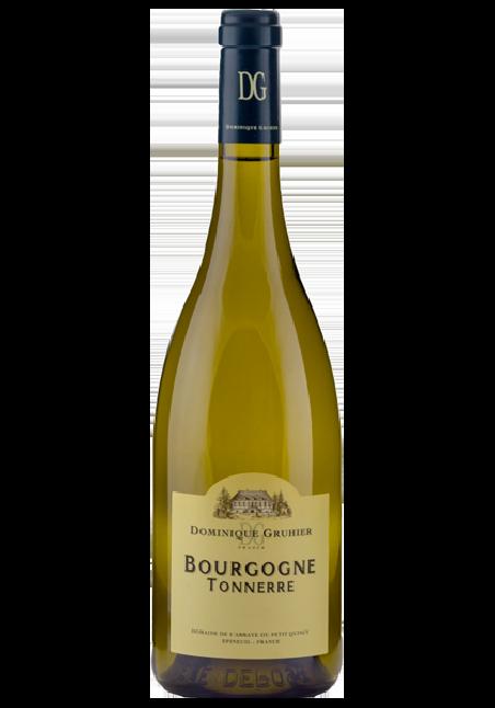 Domaine de l'Abbaye du Petit Quincy Bourgogne Tonnerre Blanc 2018