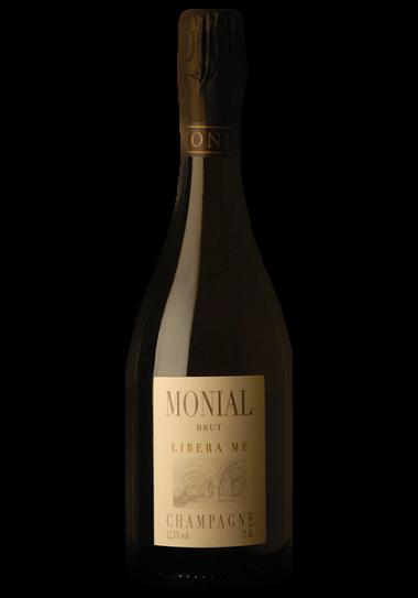 Champagne Monial Cuvée Libera Me Blanc de Noirs Brut
