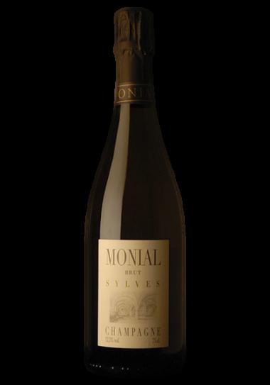 Champagne Monial Cuvée Sylves Brut