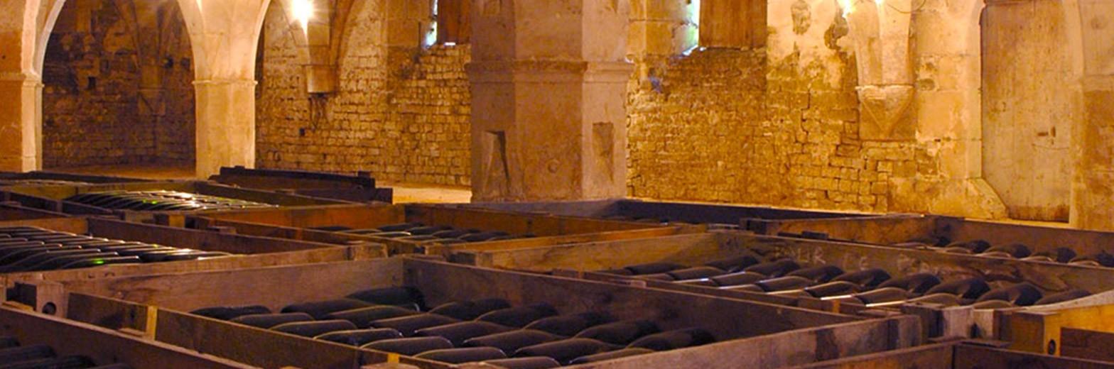 Nos champagnes d'abbayes et vins effervescents traditionnels
