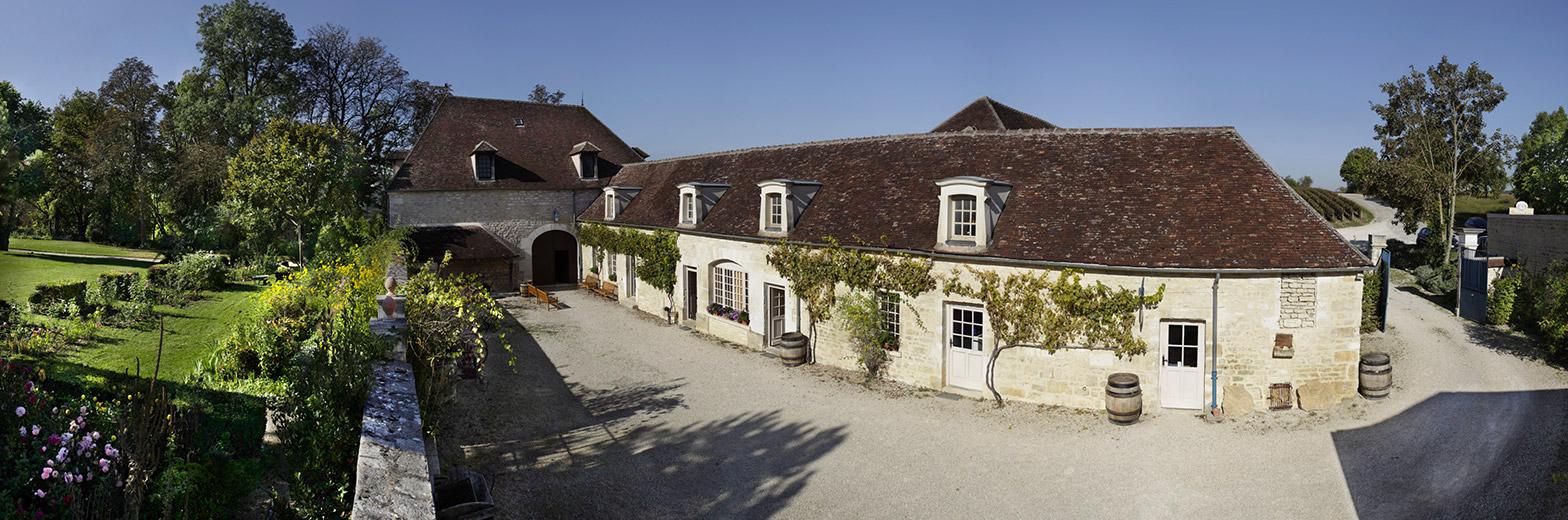 Domaine de l'Abbaye du Petit Quincy - Dominique Gruhier